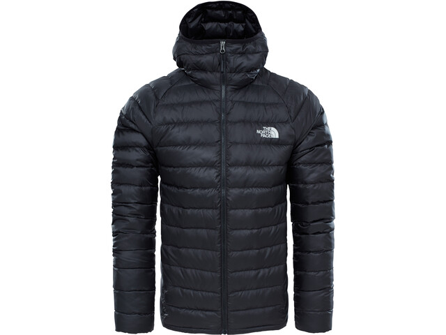The North Face Trevail Chaqueta con capucha Hombre, black